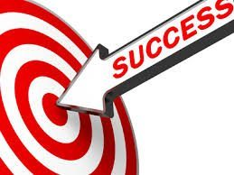 success bullseye
