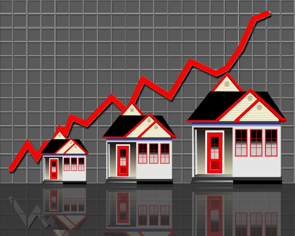 The housing boom a tale of two markets