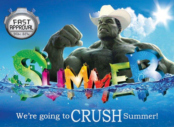 hulk summer 1