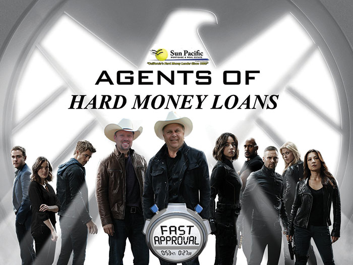 Hard Money From The Right Agents