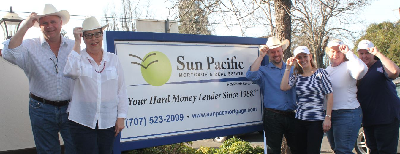 Sun Pacific Mortgage Team Photo
