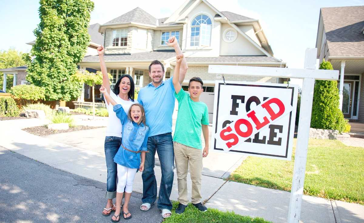 Four Things Parents Should Consider Before Buying a Home