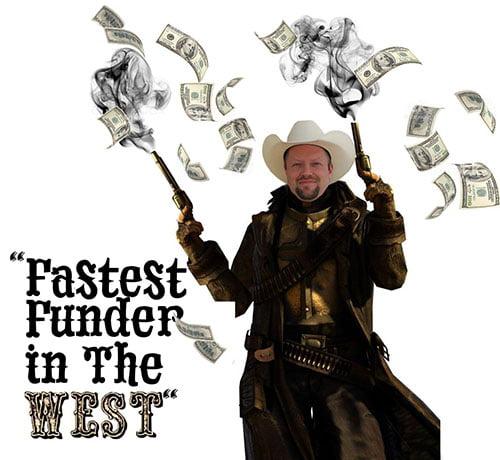 fastest funder