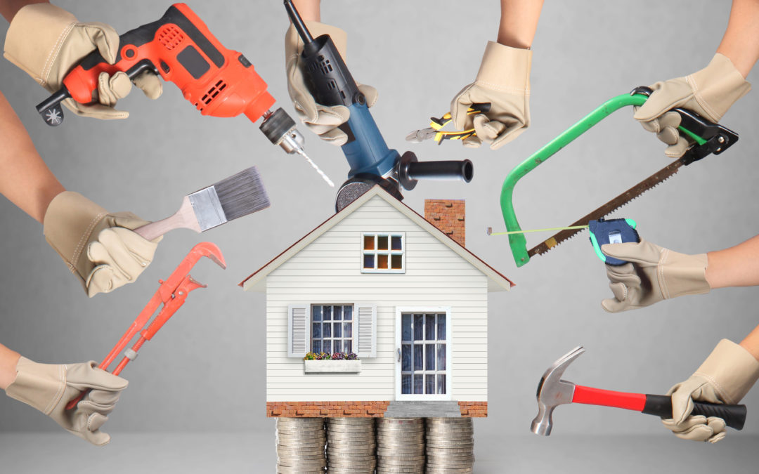 Home Improvement Ideas That Won't Break the Bank