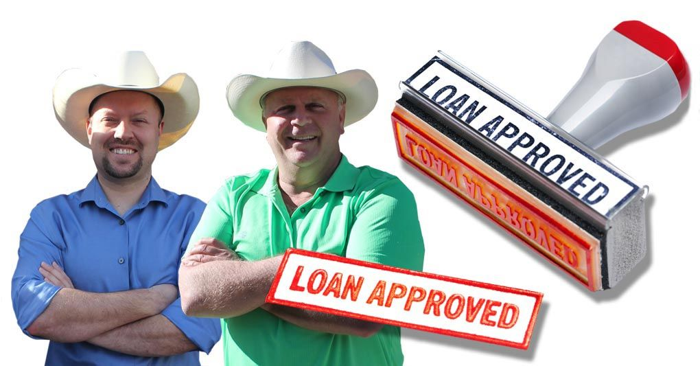Guys in the White Hats Approve Hard Money Loans