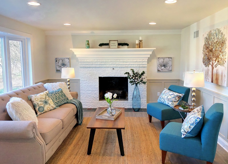 Can't Afford a Professional Stager for Your Home Sale