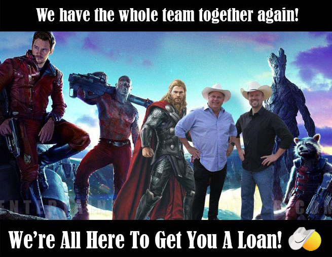 We're All Ready To Get You A Loan