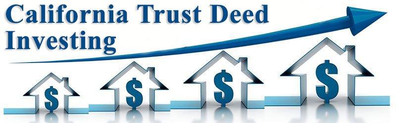 california trust deed investing