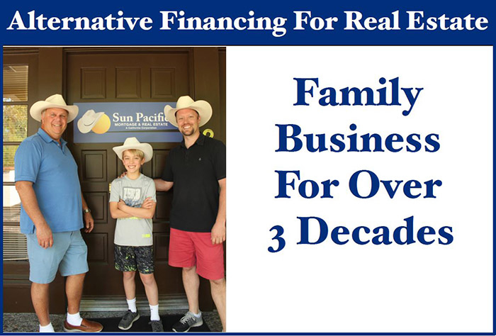 family business alterantive financing