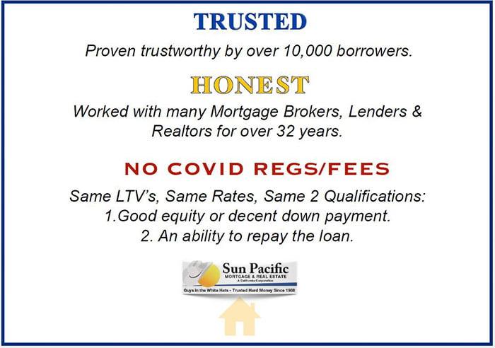 trust honest no covid