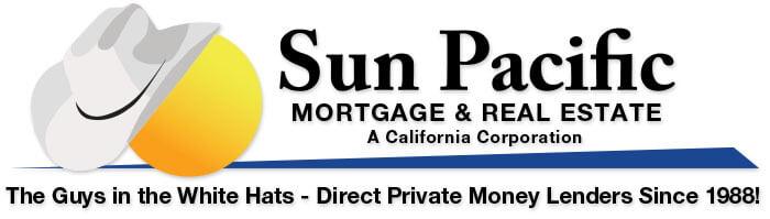 Sun Pacific Mortgage & Real Estate Logo
