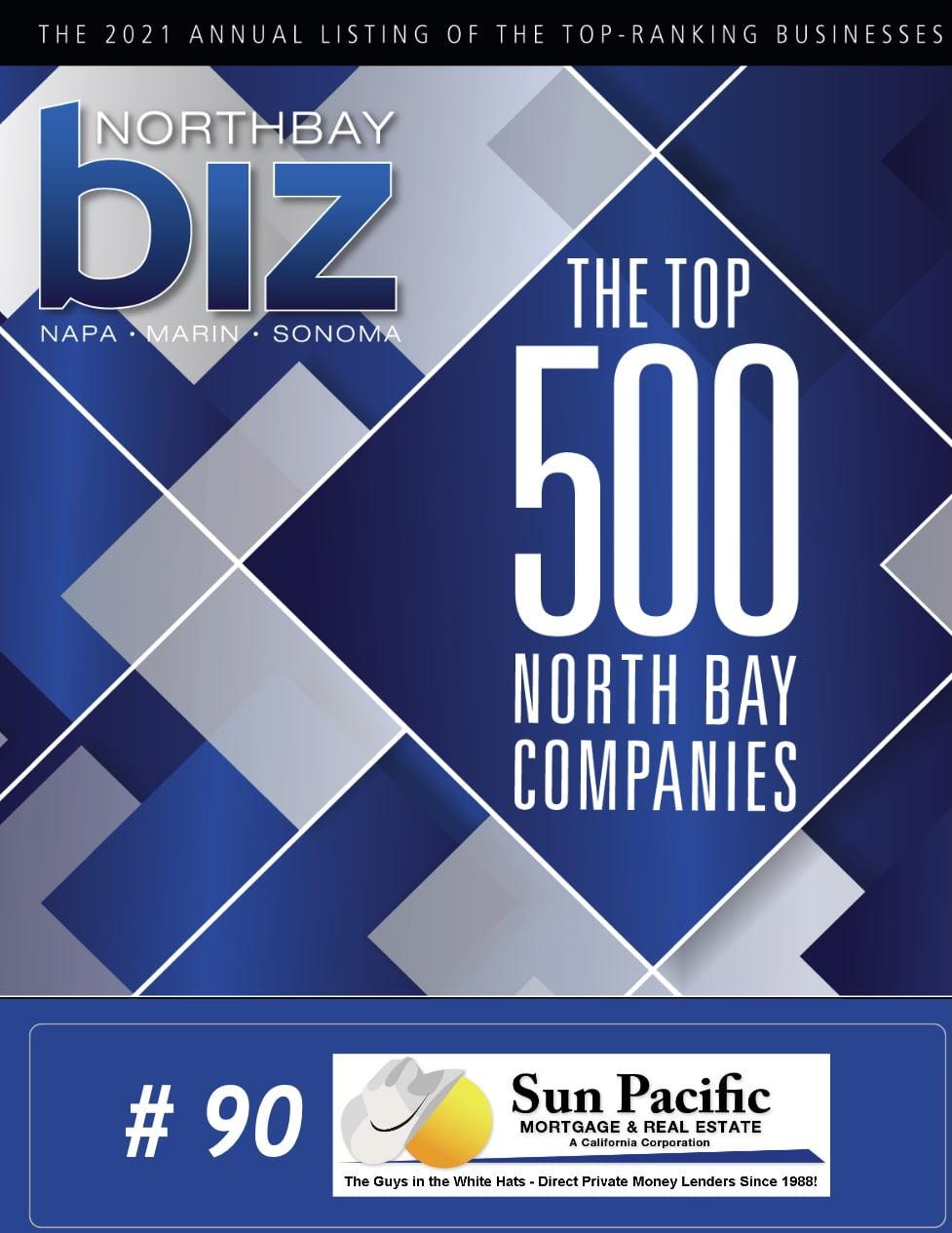 North Bay Biz Top 500 Company