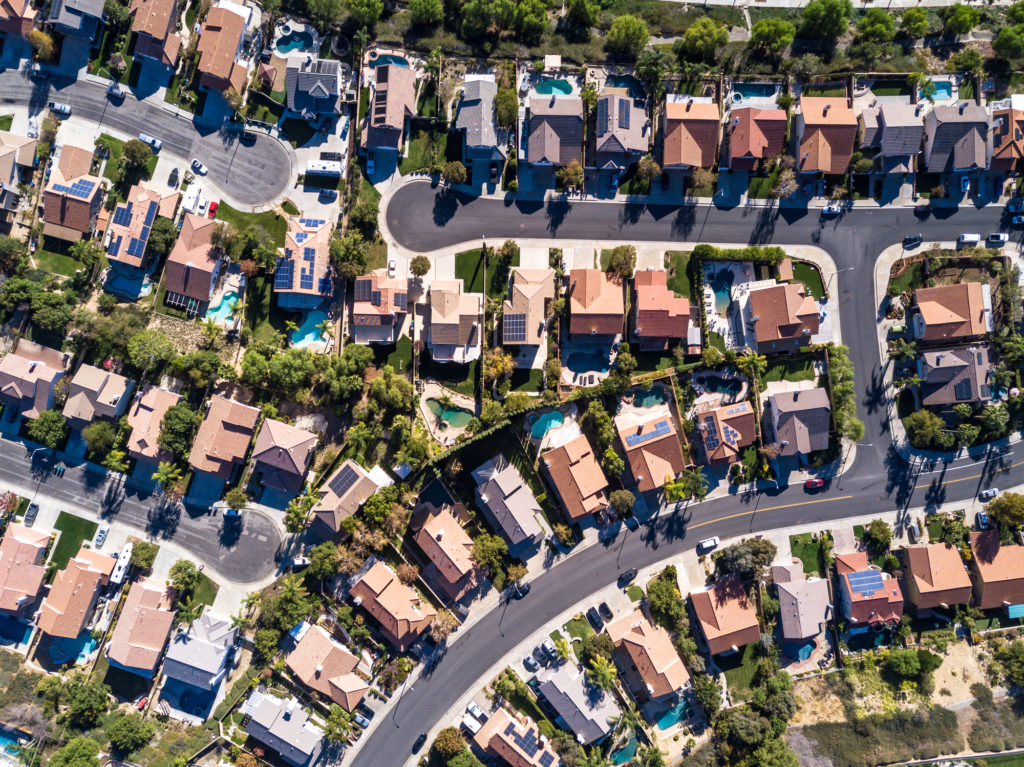 Where Are the Spillover Markets in California