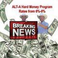Breaking News: New Loan Program!